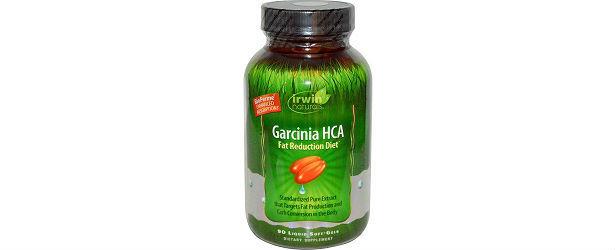 garcinia hca irwin naturals reviews