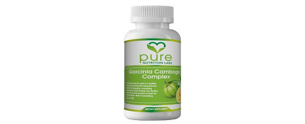 Pure Nutrition Labs Garcinia Cambogia Review