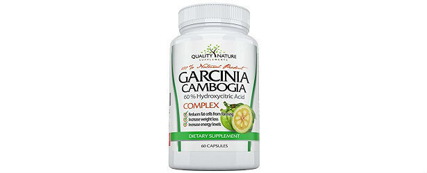 Quality Nature Supplements Garcinia Cambogia Review 615