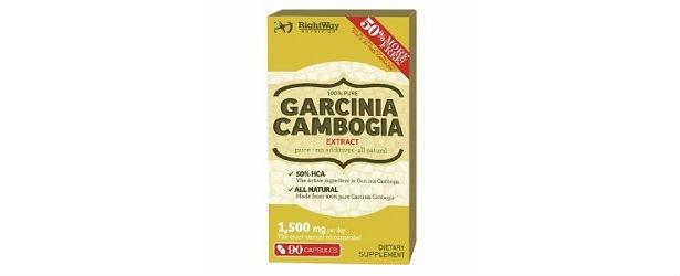 Rightway Nutrition Garcinia Cambogia Extract Review